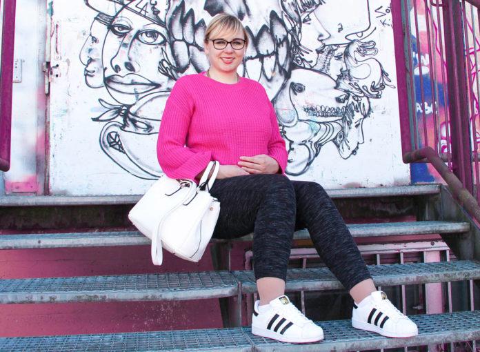 Sarah Kolumna Babyblog schwanger Kindsbewegungen