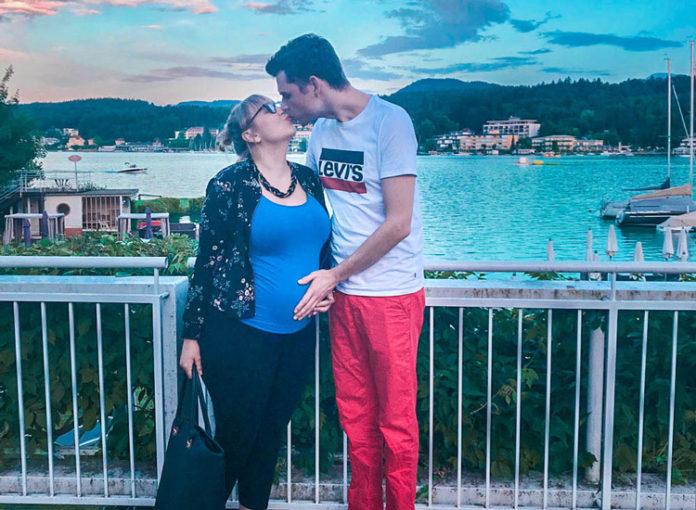 Letzter urlaub ohne Baby in Österreich