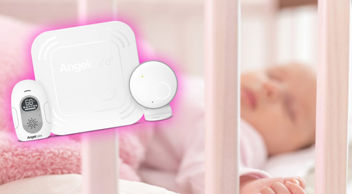 Angelcare AC 117-D Babyphone