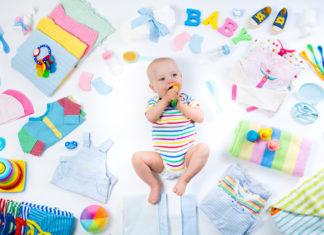 Baby Erstausstattung Checkliste